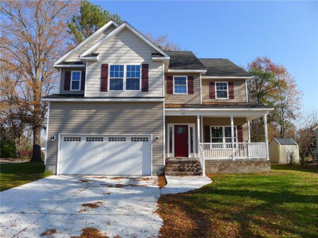 201 Twin Oaks Dr, Hampton, VA 23666 (#10216431) :: Momentum Real Estate