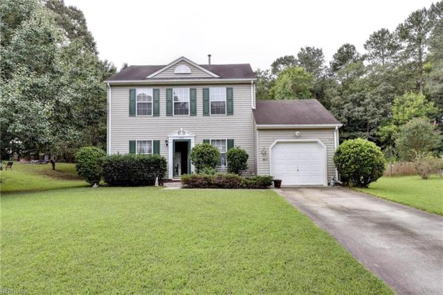 3976 Longhill Station Rd, James City County, VA 23188 (#10216445) :: Berkshire Hathaway HomeServices Towne Realty