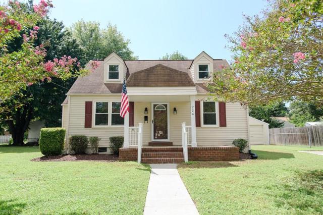 726 Sedgefield Dr, Newport News, VA 23605 (#10216630) :: Berkshire Hathaway HomeServices Towne Realty