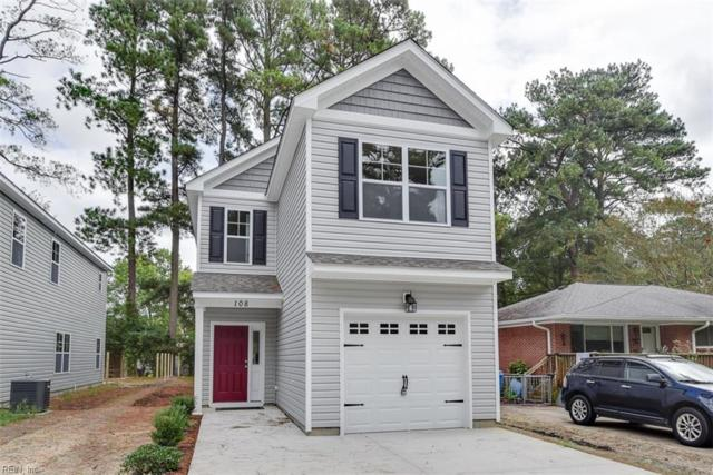207 N Budding Ave, Virginia Beach, VA 23452 (#10216853) :: Atkinson Realty