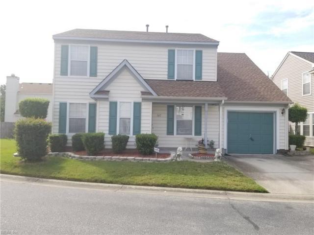 107 Stoney Ridge Ave, Suffolk, VA 23435 (#10217956) :: Austin James Real Estate