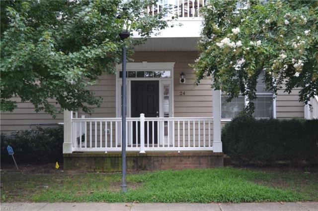 24 Miles Cary Mews Mews, Hampton, VA 23669 (MLS #10218183) :: AtCoastal Realty