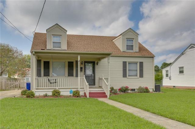 3818 Kingman Ave, Portsmouth, VA 23701 (#10218443) :: The Kris Weaver Real Estate Team
