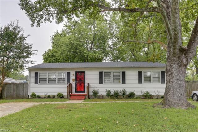 172 Kirk Dr, Newport News, VA 23608 (#10220733) :: Berkshire Hathaway HomeServices Towne Realty