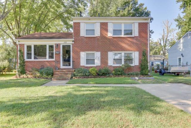 110 Valirey Dr, Hampton, VA 23669 (#10221724) :: Abbitt Realty Co.
