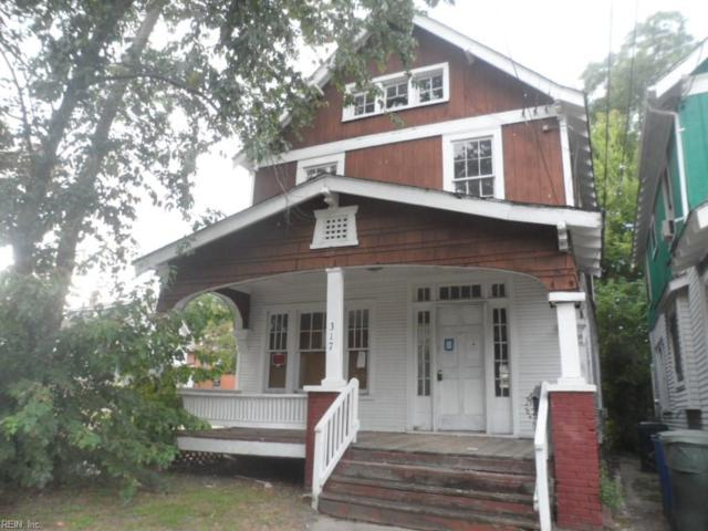 317 50th St, Newport News, VA 23607 (#10222275) :: Atkinson Realty