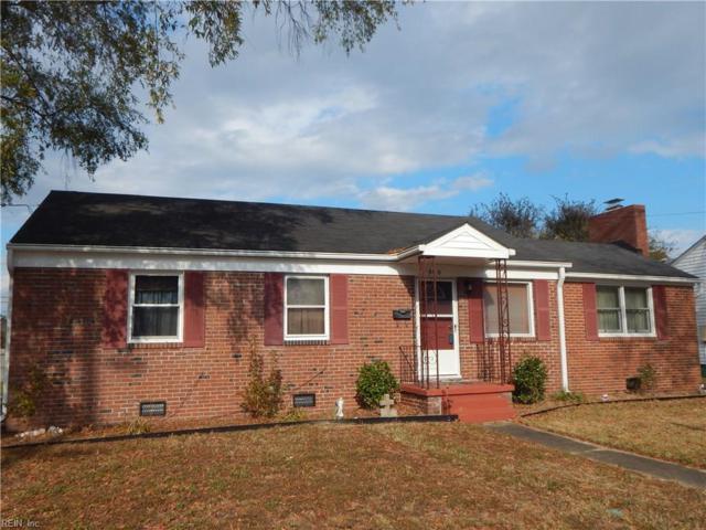 600 Muskogee Ave, Norfolk, VA 23509 (#10222571) :: Abbitt Realty Co.