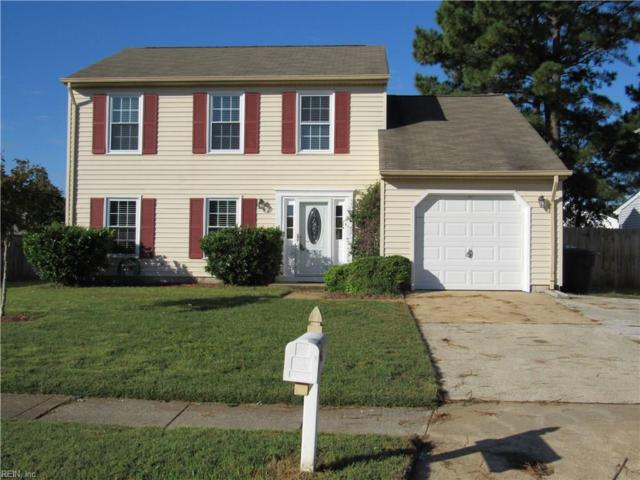 1809 Bloomfield Dr, Virginia Beach, VA 23453 (#10222663) :: Abbitt Realty Co.
