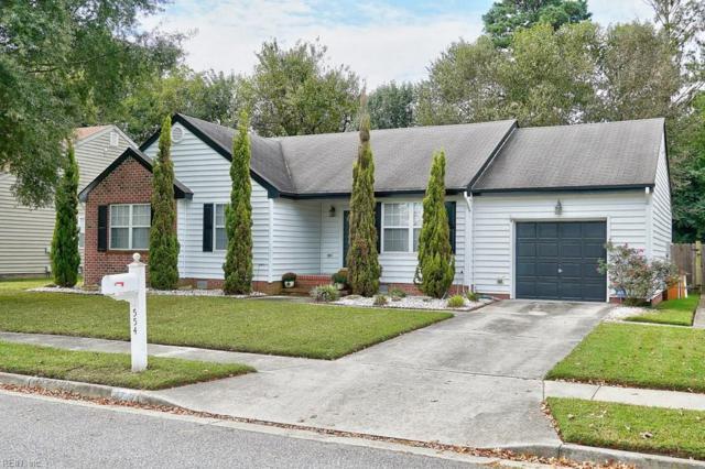 554 Lake Shores Dr, Portsmouth, VA 23707 (#10222871) :: Abbitt Realty Co.