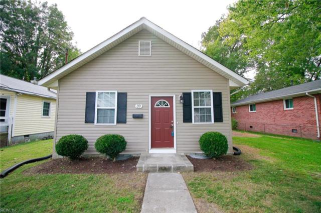 39 W Virginia Ave, Hampton, VA 23663 (#10223607) :: The Kris Weaver Real Estate Team