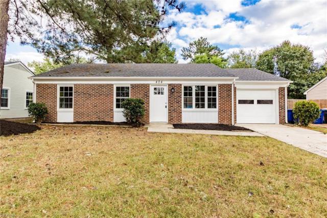 404 Cottonwood St, Newport News, VA 23608 (#10223619) :: Abbitt Realty Co.