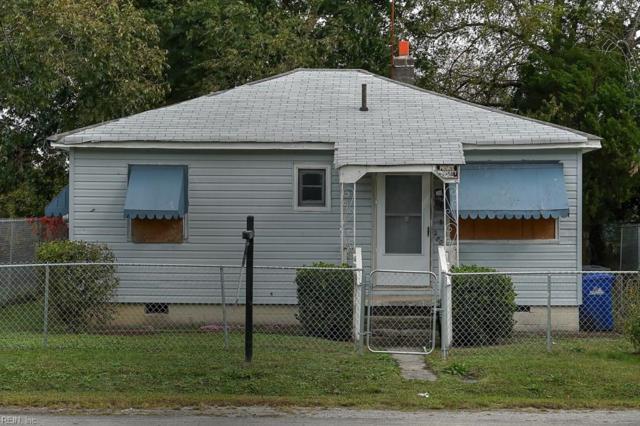 2803 Columbus Ave, Portsmouth, VA 23704 (#10223682) :: Abbitt Realty Co.