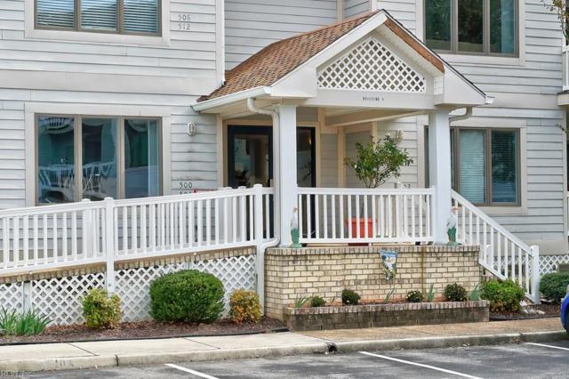 4 Harbor Watch Dr #506, Chesapeake, VA 23320 (#10223777) :: Chad Ingram Edge Realty