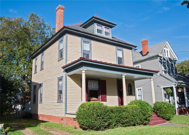 238 Mt Vernon Ave, Portsmouth, VA 23707 (#10224394) :: Green Tree Realty Hampton Roads