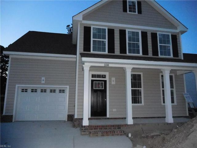 108 Bedford Pl, Portsmouth, VA 23701 (#10224624) :: Berkshire Hathaway HomeServices Towne Realty