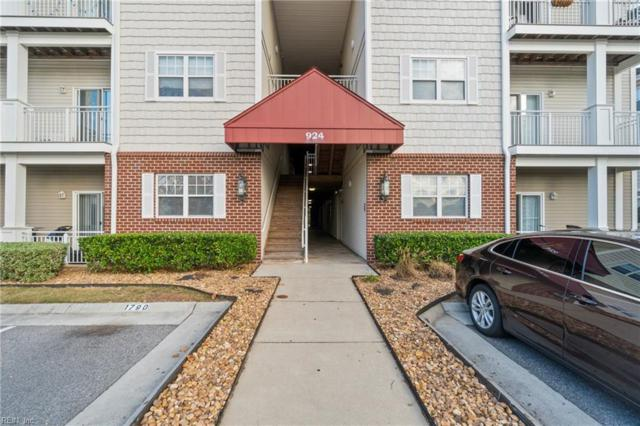 924 Southmoor Dr #204, Virginia Beach, VA 23455 (#10226436) :: Momentum Real Estate