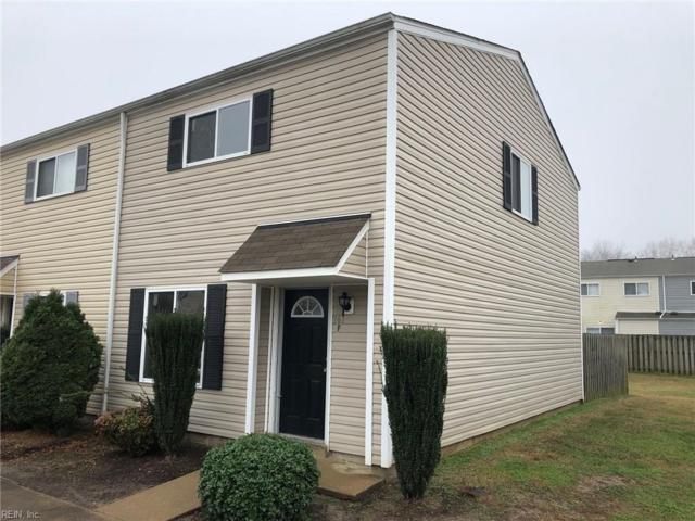 161 F Jenness Ln F, Newport News, VA 23602 (#10226603) :: Austin James Real Estate