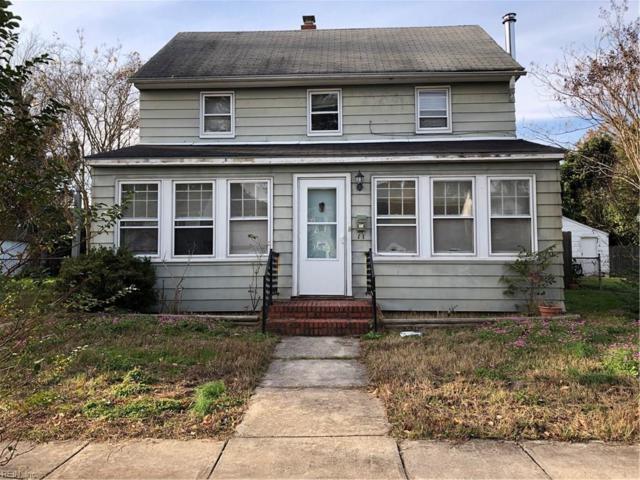 55 Gillis Rd, Portsmouth, VA 23702 (MLS #10227668) :: AtCoastal Realty
