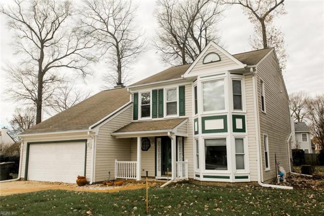 14 Tabatha Cir, Hampton, VA 23666 (#10227882) :: Berkshire Hathaway HomeServices Towne Realty