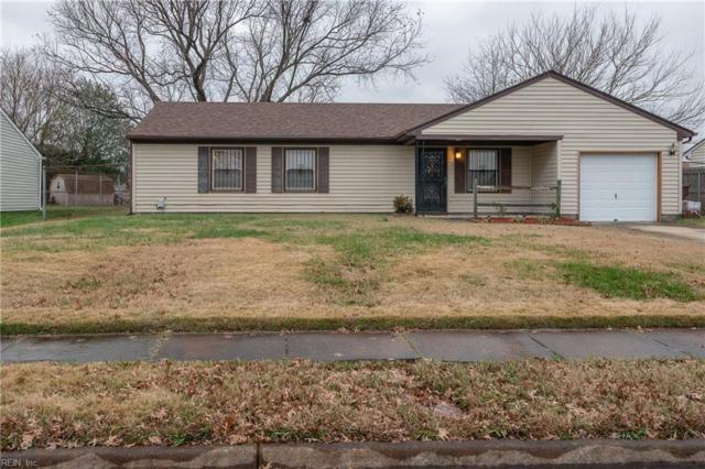 3005 Roundtable Dr, Chesapeake, VA 23323 (MLS #10228125) :: Chantel Ray Real Estate