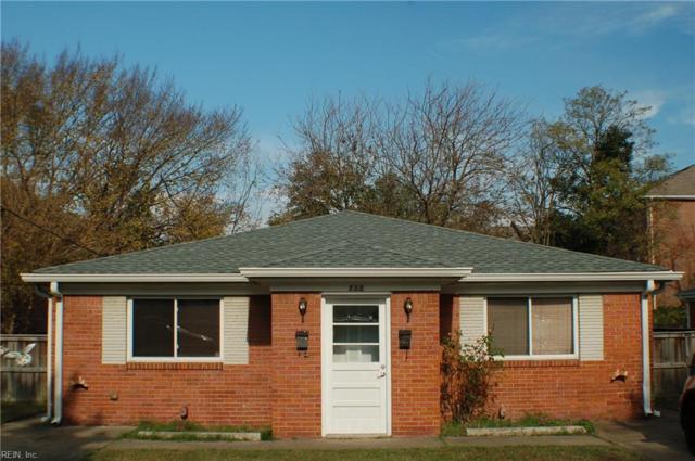 232 Rogers Ave, Norfolk, VA 23505 (#10228580) :: Abbitt Realty Co.