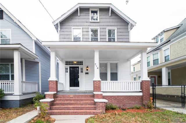 714 W 36th St, Norfolk, VA 23508 (#10228730) :: Abbitt Realty Co.