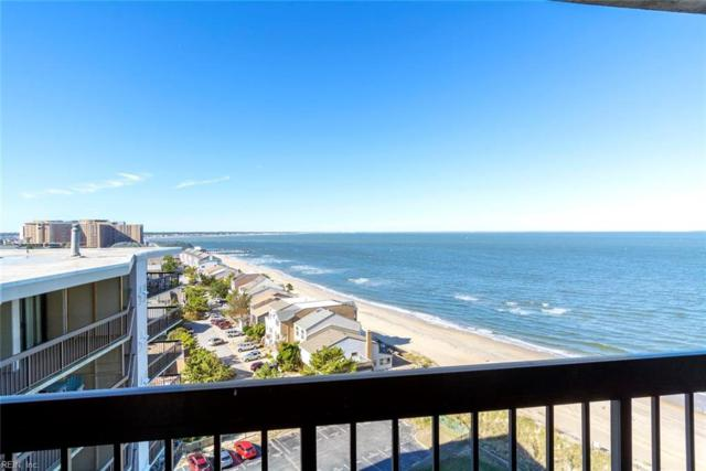 2830 Shore Dr #1105, Virginia Beach, VA 23451 (#10228976) :: Atkinson Realty