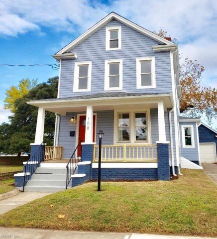 108 Bellamy Ave, Norfolk, VA 23523 (#10229105) :: Coastal Virginia Real Estate