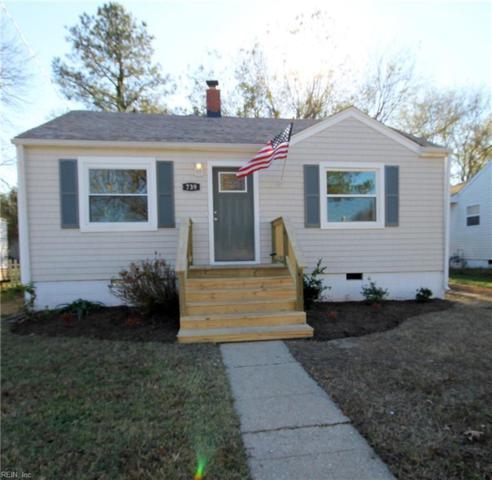 739 Kenosha Ave, Norfolk, VA 23509 (#10229133) :: Abbitt Realty Co.