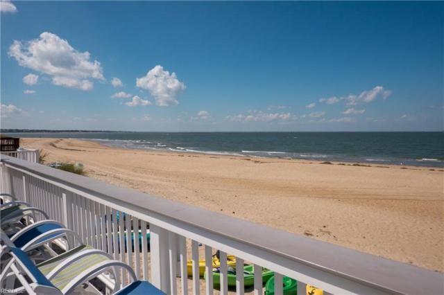 2317 Beach Haven Dr #101, Virginia Beach, VA 23451 (#10229267) :: Chad Ingram Edge Realty