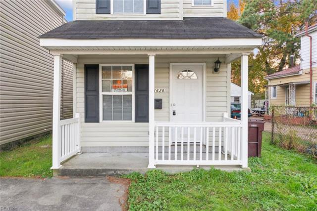 1628 Berkley Ave, Chesapeake, VA 23324 (#10229436) :: Austin James Real Estate