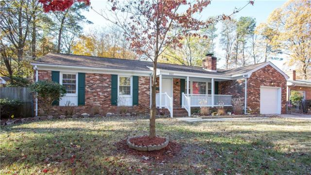 863 Lucas Creek Rd, Newport News, VA 23608 (#10229639) :: Abbitt Realty Co.