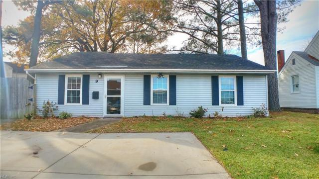 9 Abbott Pl, Portsmouth, VA 23702 (#10230720) :: Coastal Virginia Real Estate