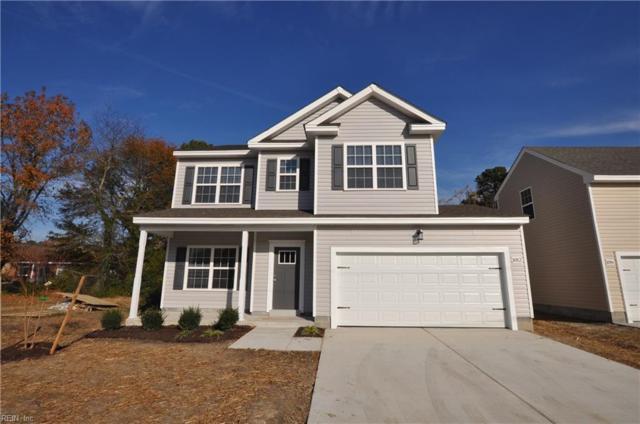 1012 Sun Ave, Chesapeake, VA 23325 (#10230789) :: Atkinson Realty