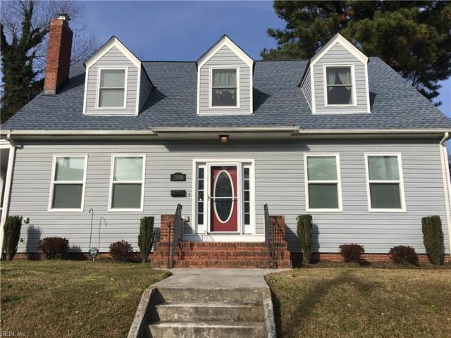 1906 Springfield Ave, Norfolk, VA 23523 (#10231431) :: Abbitt Realty Co.