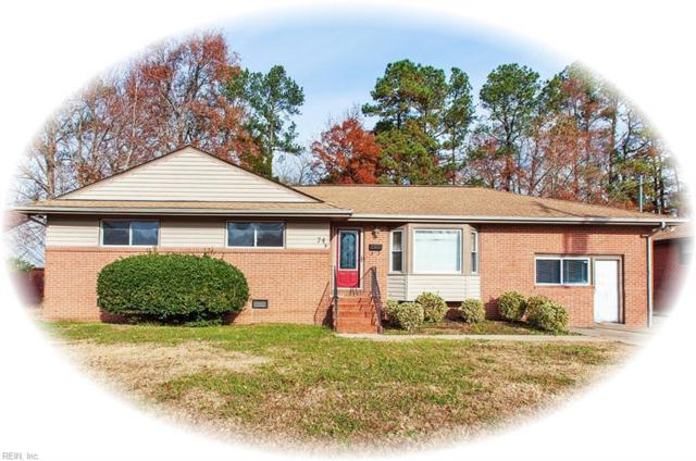 74 Rexford Dr, Newport News, VA 23608 (#10231629) :: Atkinson Realty