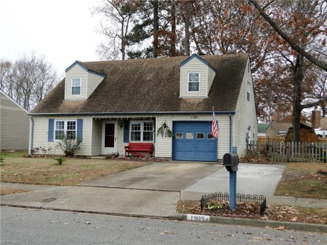 1905 Blue Knob Rd, Virginia Beach, VA 23464 (#10231940) :: 757 Realty & 804 Homes