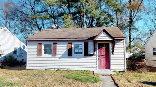 438 Smiley Rd, Hampton, VA 23666 (MLS #10232338) :: AtCoastal Realty