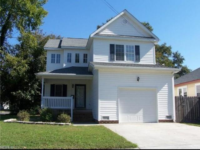 1501 Atlanta Ave, Portsmouth, VA 23704 (#10232865) :: Atkinson Realty