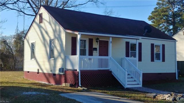 8 Quinn St, Hampton, VA 23669 (#10234456) :: Abbitt Realty Co.