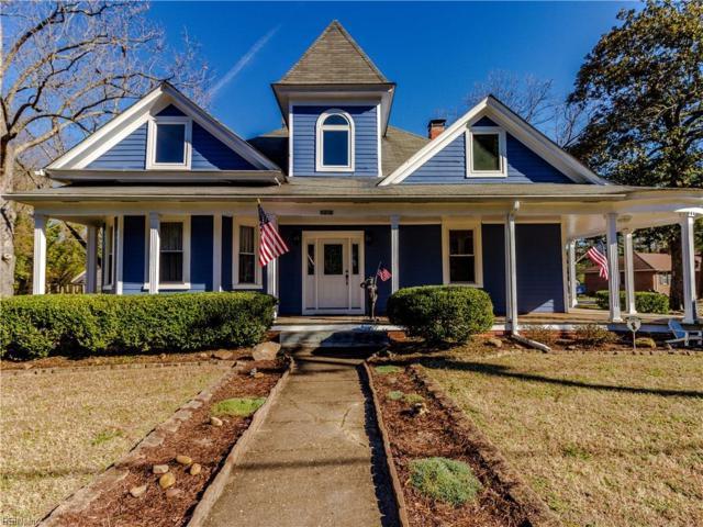 22327 Linden St, Southampton County, VA 23837 (#10235650) :: Abbitt Realty Co.