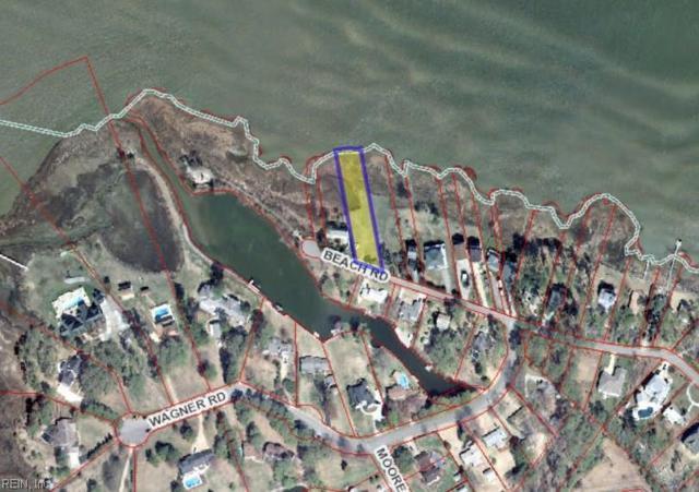 .56 Ac Beach Rd, Poquoson, VA 23662 (#10235914) :: Berkshire Hathaway HomeServices Towne Realty