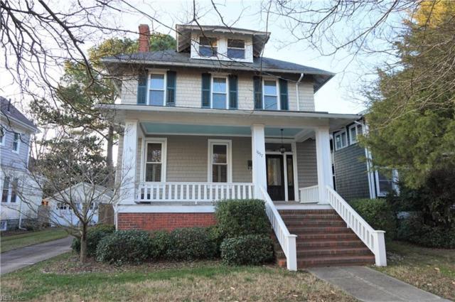 1037 Jamestown Cres, Norfolk, VA 23508 (#10236139) :: Austin James Real Estate