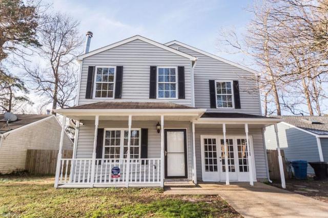 1417 Nightingale Way, Virginia Beach, VA 23454 (#10236613) :: Berkshire Hathaway HomeServices Towne Realty