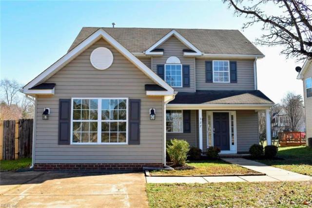 327 Browns Lane, York County, VA 23690 (#10237126) :: Abbitt Realty Co.