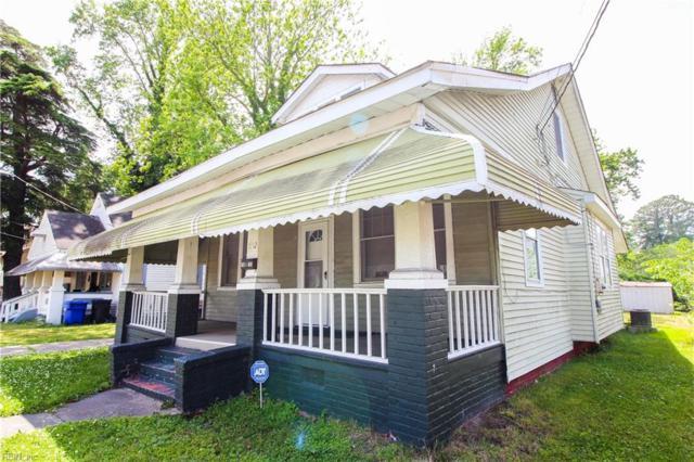 1912 Des Moines Ave, Portsmouth, VA 23704 (#10237243) :: The Kris Weaver Real Estate Team