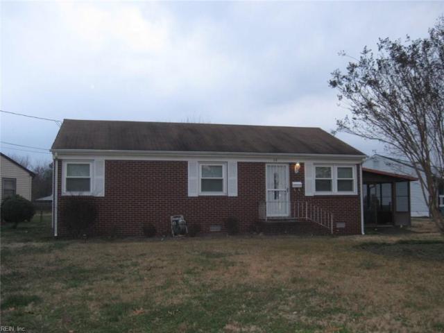 16 Myra Dr, Hampton, VA 23661 (#10237740) :: Abbitt Realty Co.