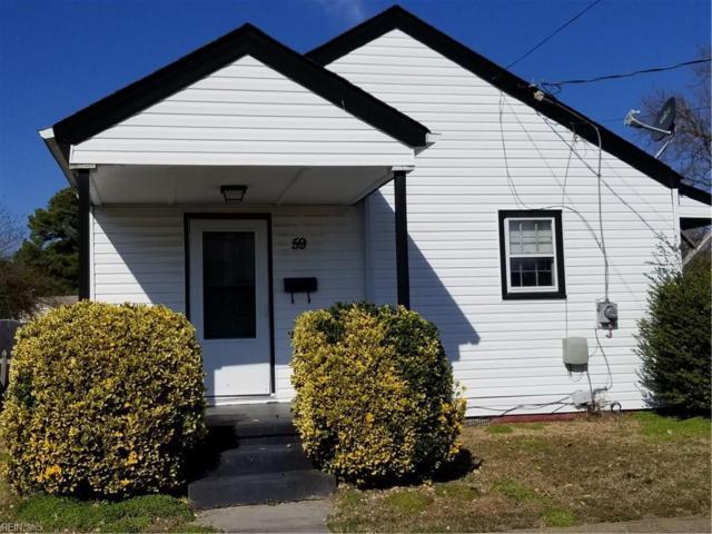 59 Greeneland Blvd, Portsmouth, VA 23701 (#10238301) :: Abbitt Realty Co.