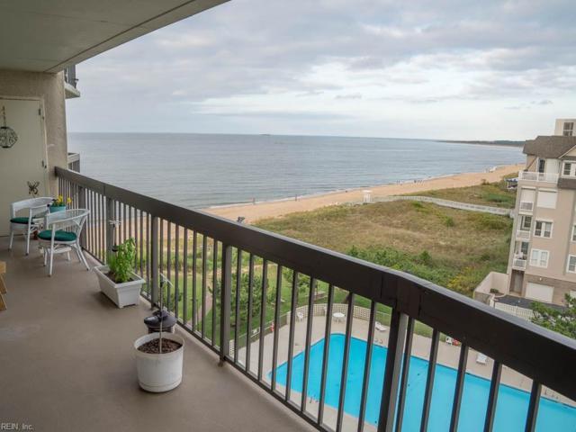 2830 Shore Dr #700, Virginia Beach, VA 23451 (#10238480) :: Austin James Real Estate