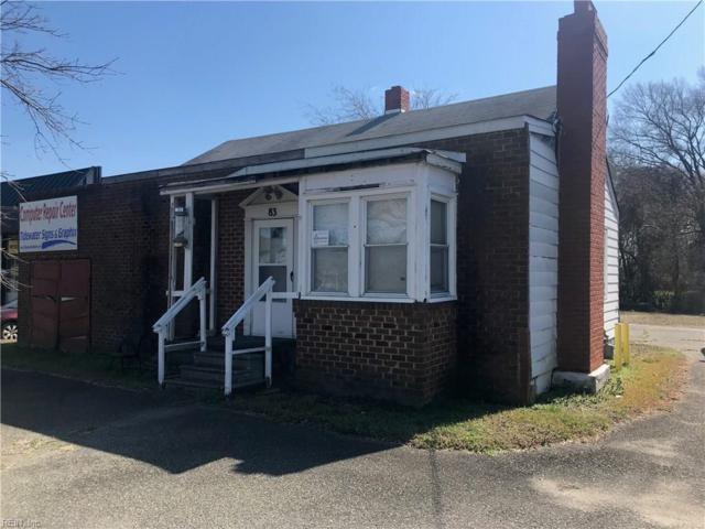 83 W Mercury Blvd, Hampton, VA 23669 (#10238730) :: AMW Real Estate